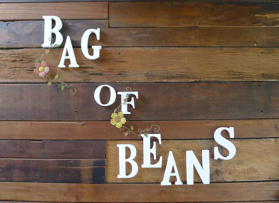 BAG OF BEANS - TAGAYTAY