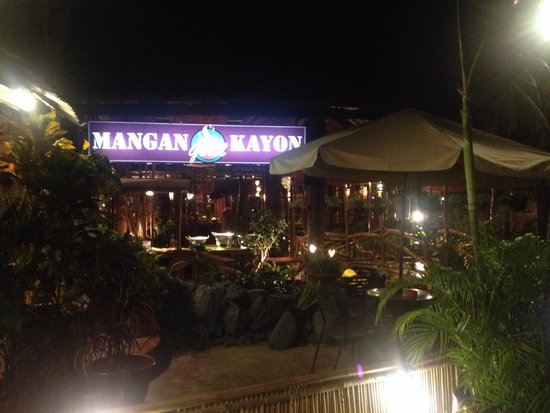 MANGAN KAYON RESTAURANT