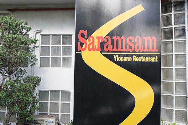 SARAMSAM YLOCANO RESTAURANT & BAR