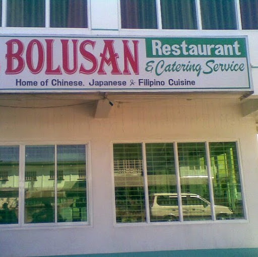 BOLUSAN   RESTAURANT AND CATERING SERVICE