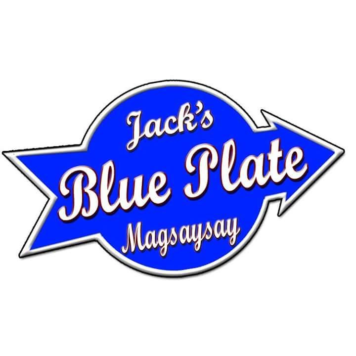 JACK'S BLUE PLATE MAGSAYSAY