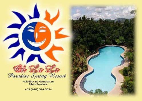 OOH-LALA Paradise Spring Resort