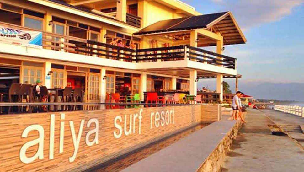 Aliya Surf Camp Resort
