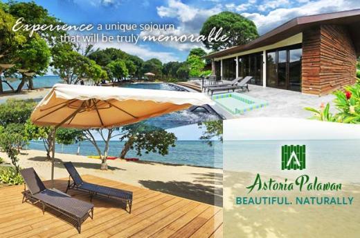 Astoria - Palawan Resort