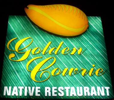 Golden Cowrie