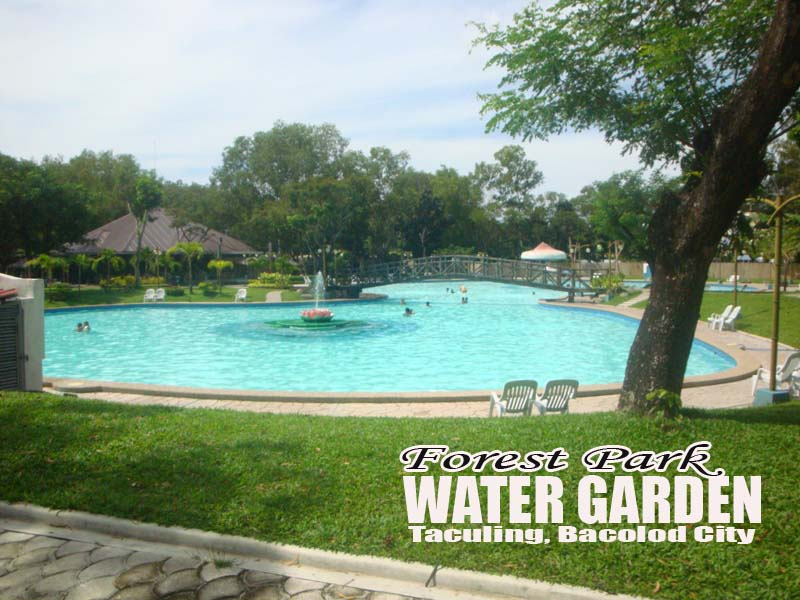 Water Garden Nature Resort