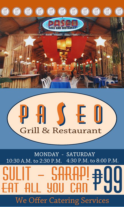 PASEO Grill & Restaurant