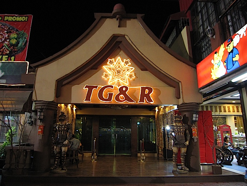 TG&R TESSIE'S GRILLS & ROASTERS