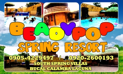 Beadypop Spring Resort