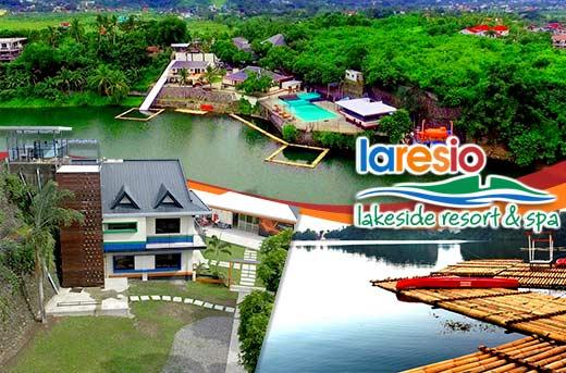 Laresio Lakeside Resort and Spa