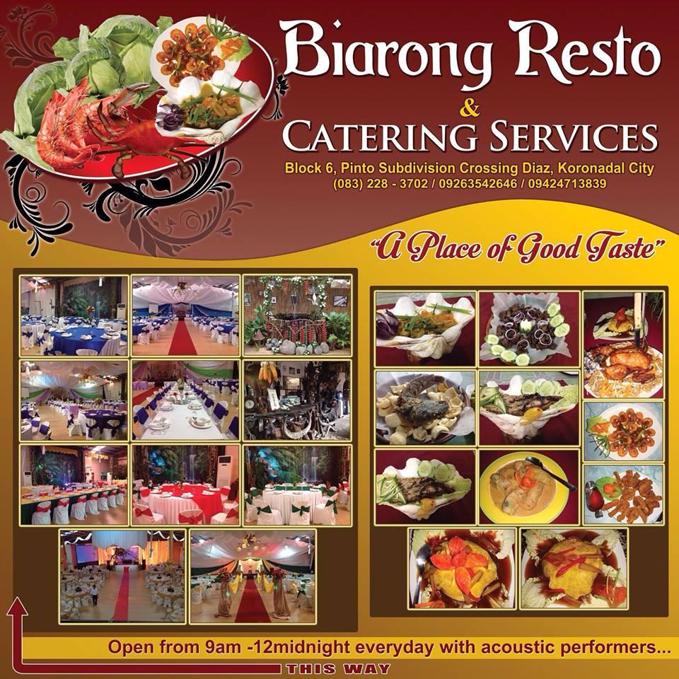 Biarong Resto