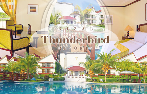 Thunderbird Resorts Rizal