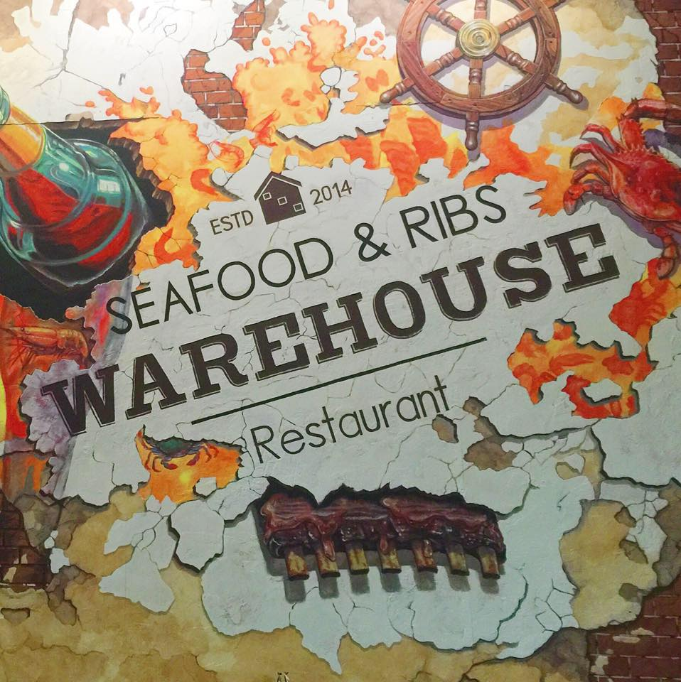 SEAFOOD & RIBS WAREHOUSE Restaurant