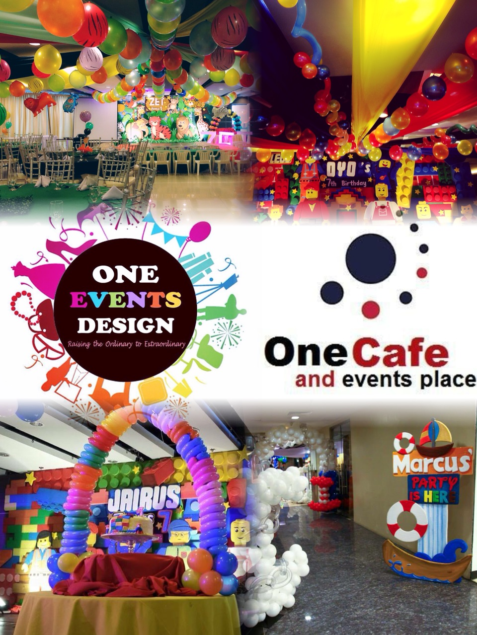 One Cafe and Events Place Incorporated