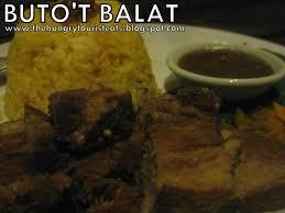 Buto't Balat Fastfood & Company