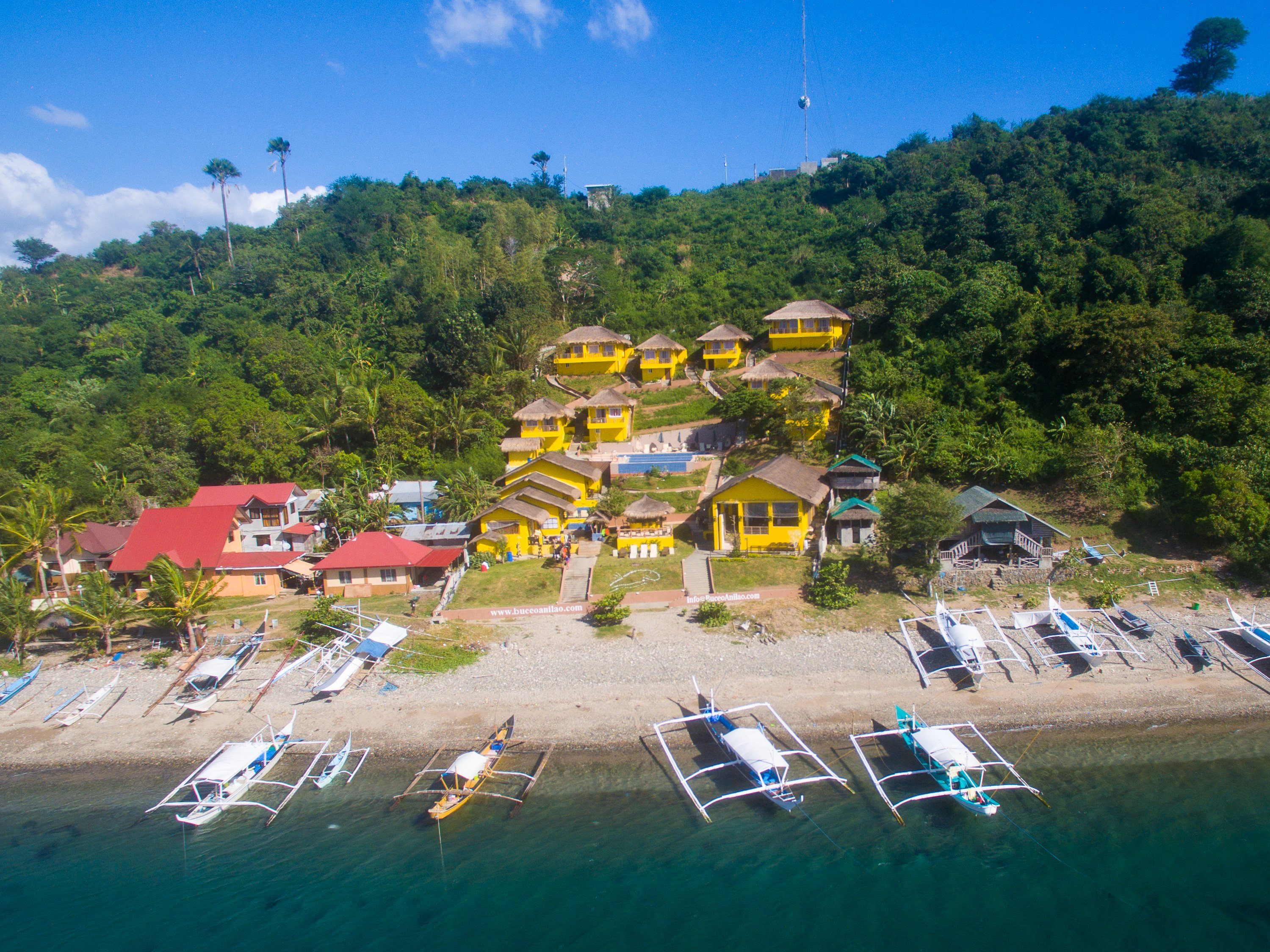 BUCEO ANILAO BEACH AND DIVE RESORT