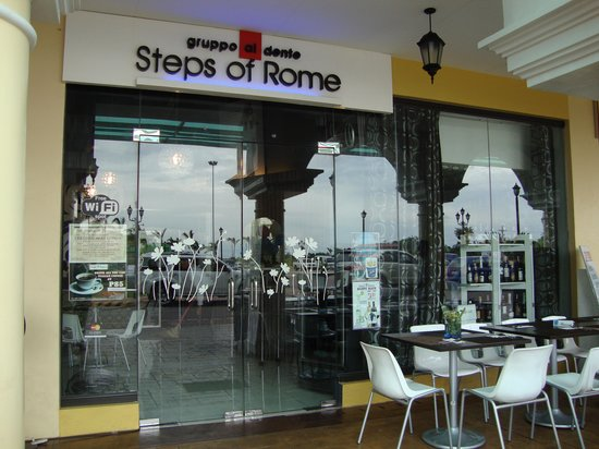 Steps of Rome