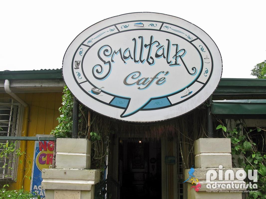 Small Talk Café