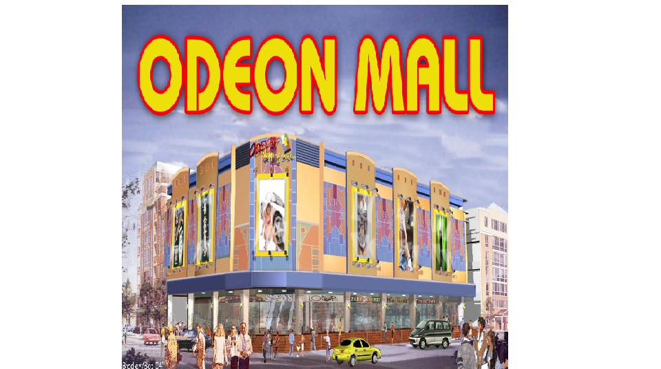 Odeon Terminal Mall