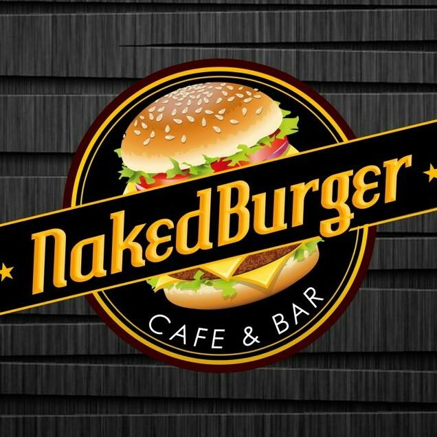 Naked Burger Cafe & Bar