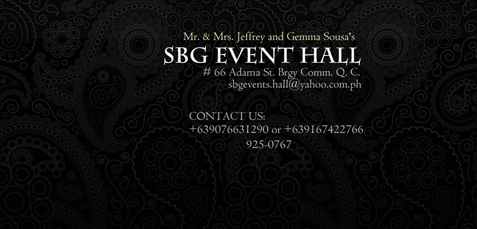 SBG Event Venue