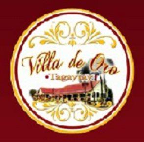 Villa de Oro - Tagaytay