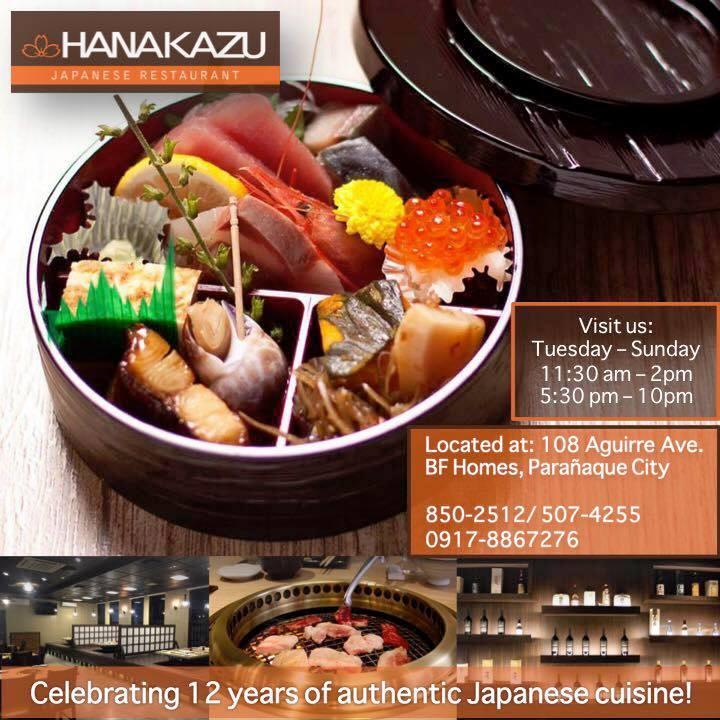 Hanakazu Japanese Restaurant