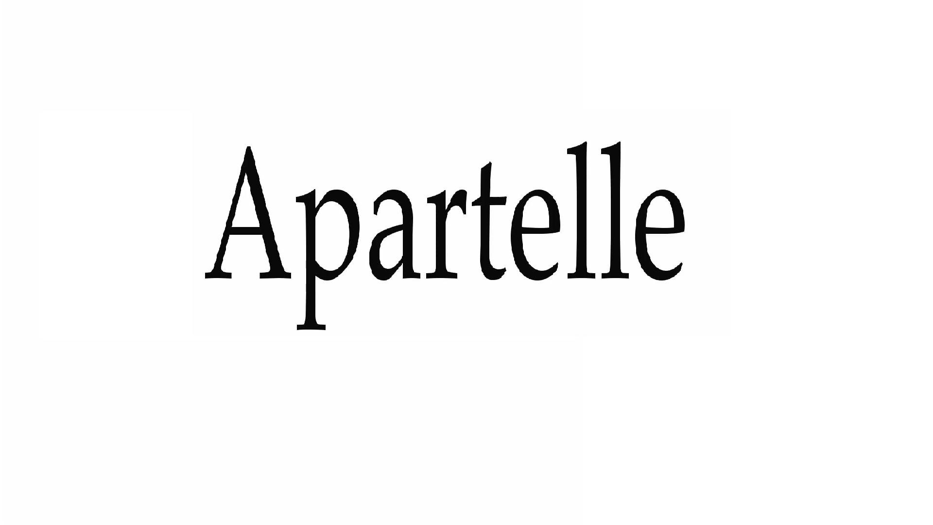 Apartelle