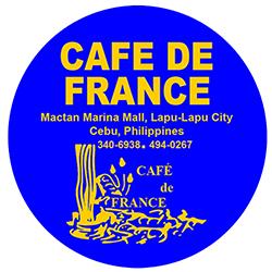 CAFE DE FRANCE - MACTAN MARINA MALL