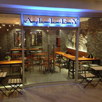 The Alley Bar and Resto