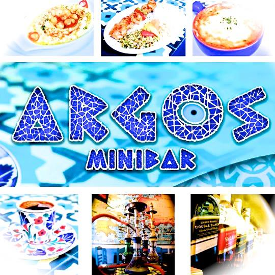 ARGOS MINIBAR