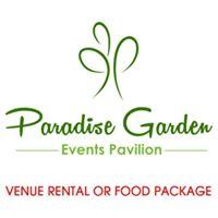 Paradise Garden Events Pavilion