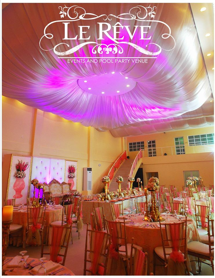 Le Reve Pool & Events Venue