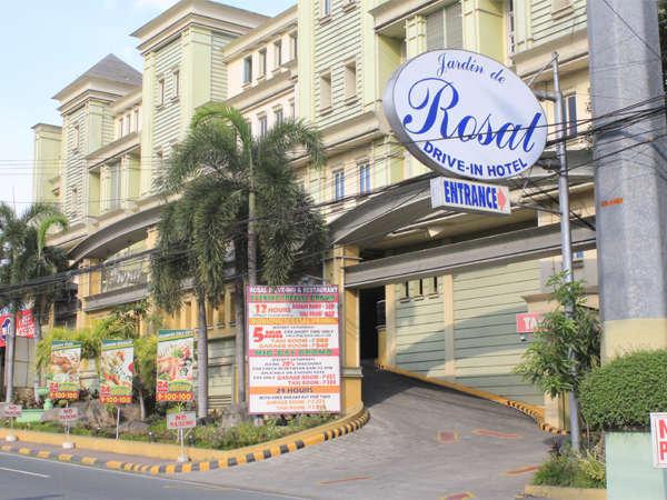JARDIN DE ROSAL HOTEL