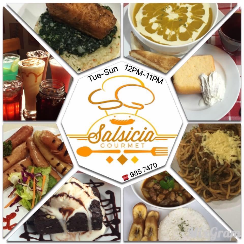Salsicia Gourmet