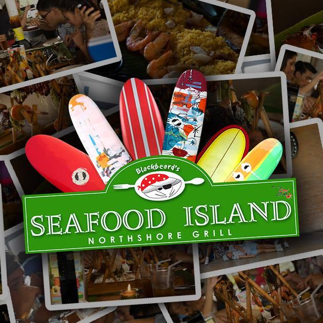 Blackbeard'S Seafood Island