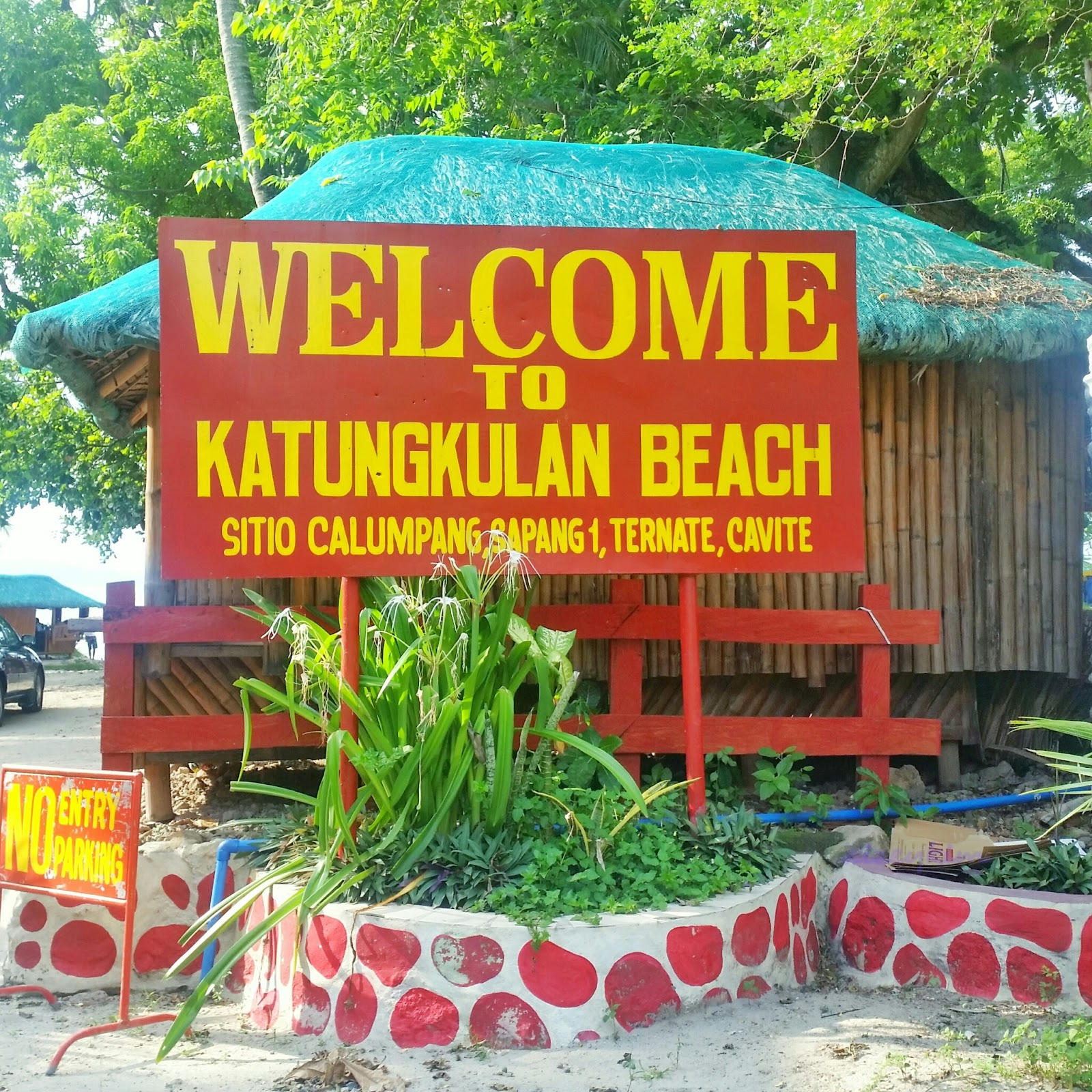 Katungkulan beach resort/ Boracay De Cavite