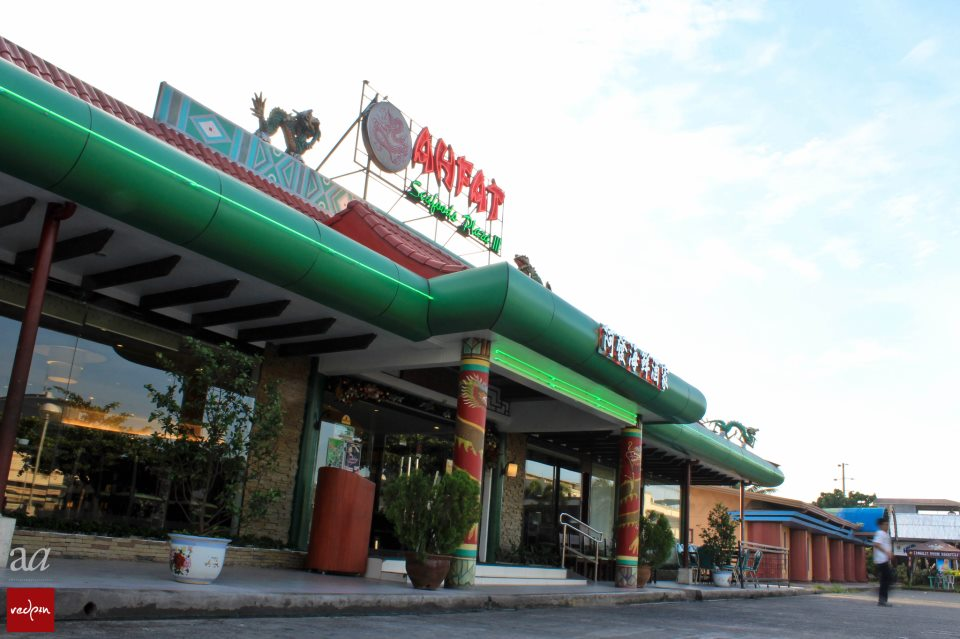 Ahfat Sea Foods Plaza