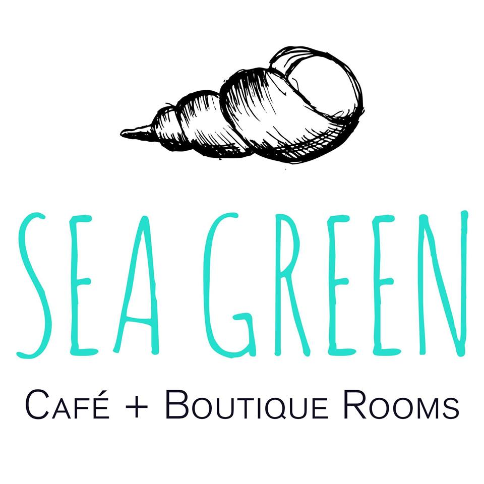 Sea Green Cafe + Boutique Rooms