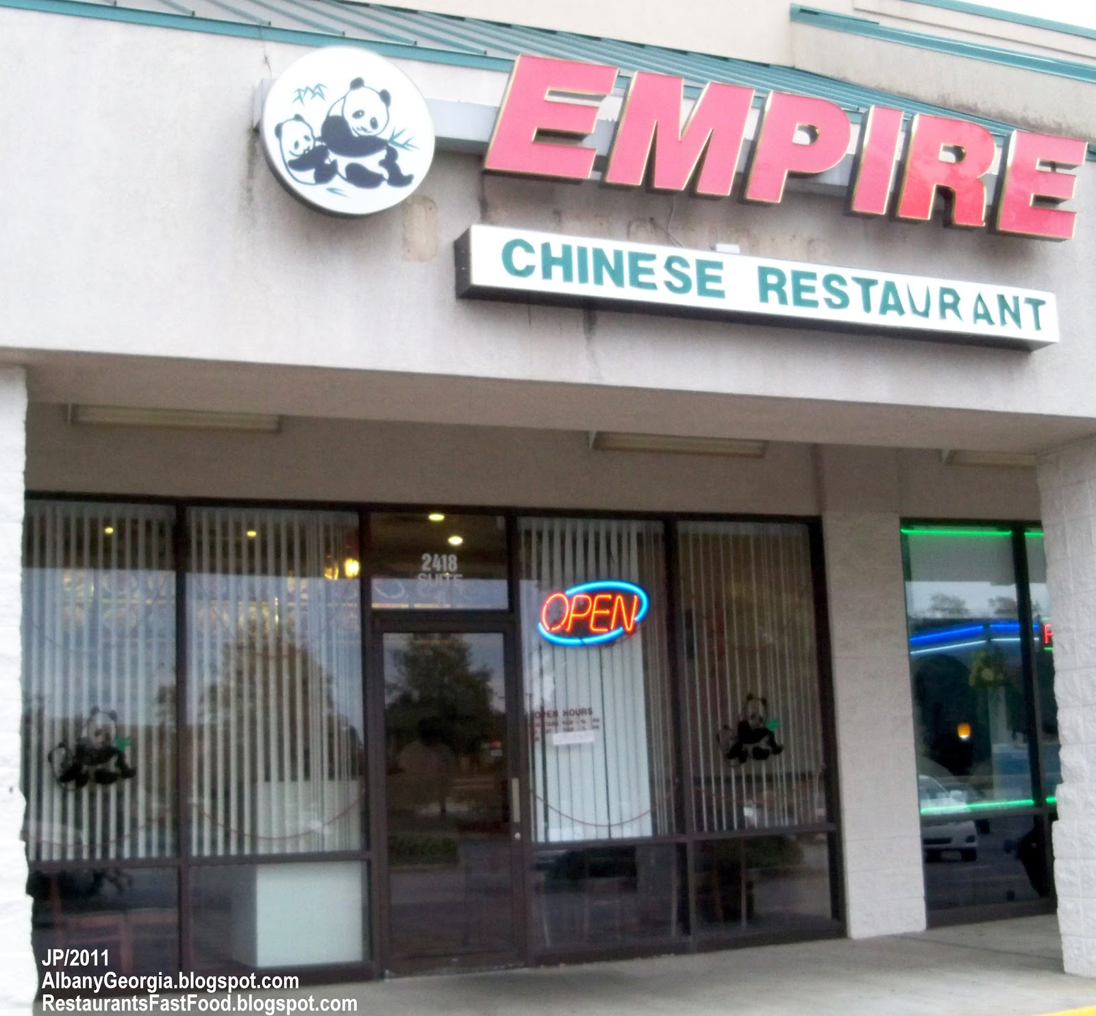 West Empire Chinese Restaurant and Seafood Garden