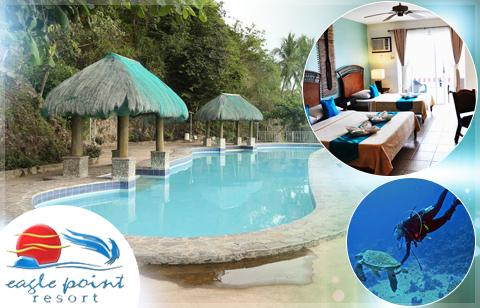 Eagle Point Beach Resort and Batangas Hotel