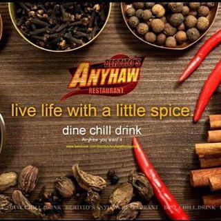 Bertito's Anyhaw Restaurant