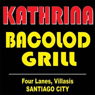 Kathrina Sinugba at Inasal - Bacolod Grill