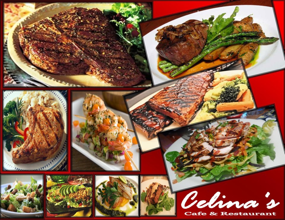 Celina's Cafe and Restaurant