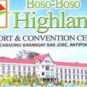 Boso Boso Highlands Resort and Convention Center