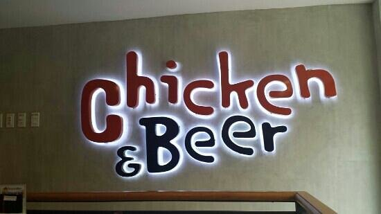 BBQ CHICKEN & BEER
