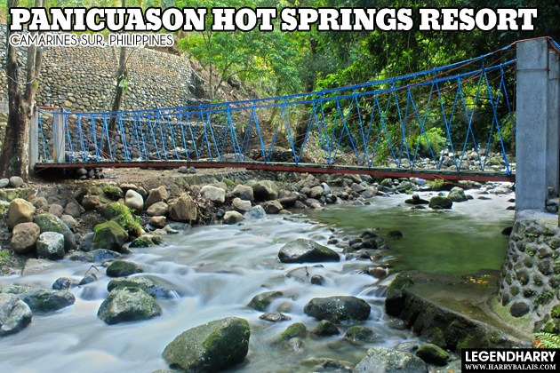 Panicuason Hot Springs Resort
