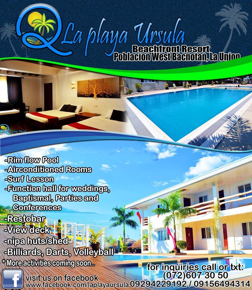 La Playa Ursula
