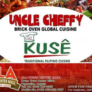 Uncle Cheffy / Kuse Pagsanjan