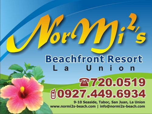 Normi2s beachfront resort